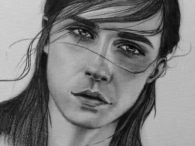 Portrait Drawing 8