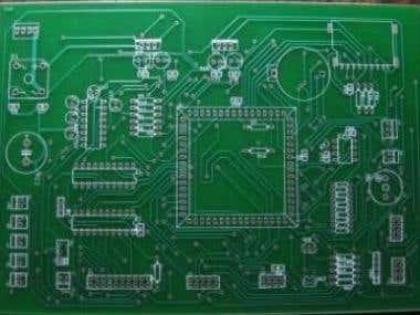 Sample PCB