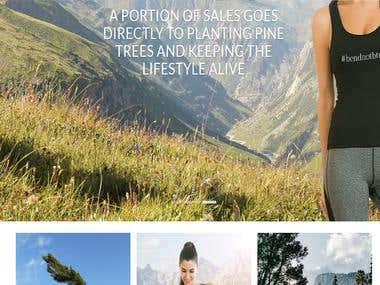Jack pine apparel.com