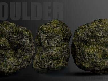 Universal boulder