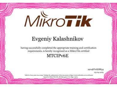 MTCIPv6E