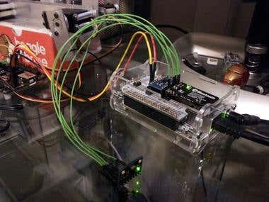 Robotics Project (Early Prototype)