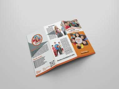 Business brochure.
