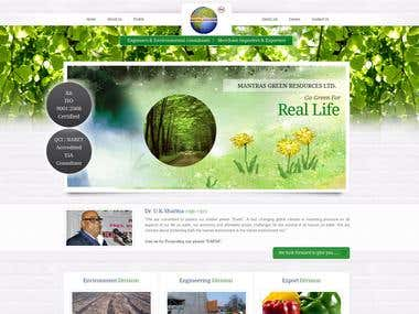 Mantras Green Resources Ltd.