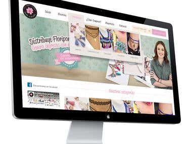 Web Store Design and Implementation