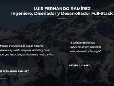 www.luis-fernando-ramirez.tk
