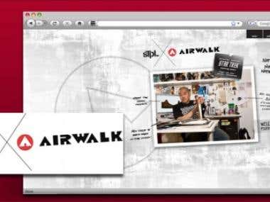 Airwalk Shoe Site