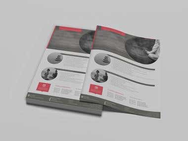 Brochure Design | Mindfulness program