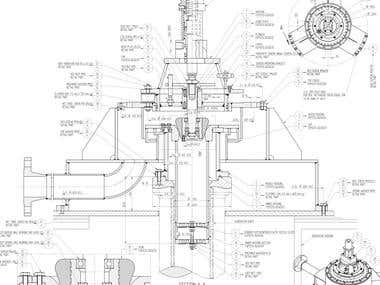 Air Injection Assembly in Hydro Power Plants
