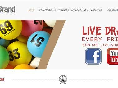 Bonus Ball Website