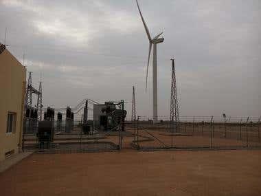 Network Infrastructure Up-gradation Gul Ahmed Wind Power Ltd