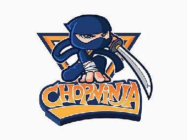 Chopninja Logo