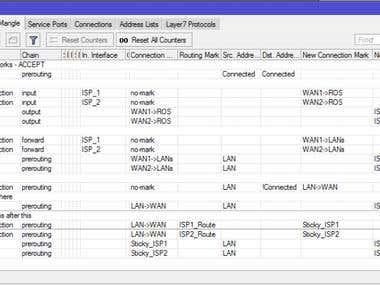 Mikrotik Firewall Deployment & Config | Crystallite Company