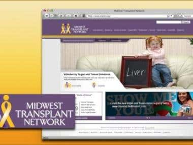 Midwest Transplant Network Website