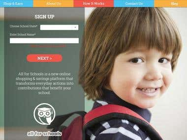 School Donation System