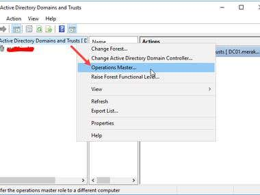 Windows Server2003 |FSMO Roles Move DC to ADC &Sieaze|Hyewor