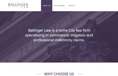 BALLINGER LAW