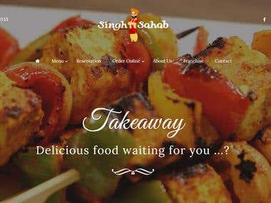 Singh Sahab Food