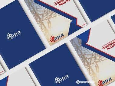 Company Profile Design For PT. ARTAM BORNEO AUTOMATIKA