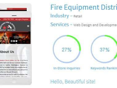 Fire Equipment Distributor