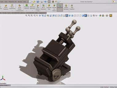 Mechanical CAD/CAM Design Engineer