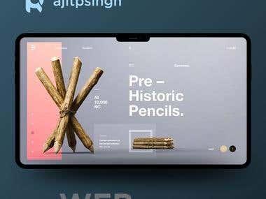 WEB Design Showcase 001
