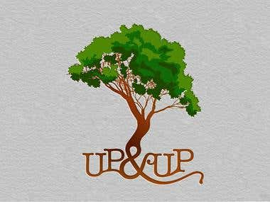 UP&UP LOGO DESIGN