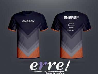Diseño de camisetas deportivas