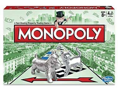 Monopoly Game in Java