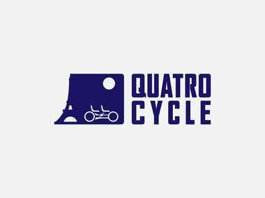 quattro world winning logo