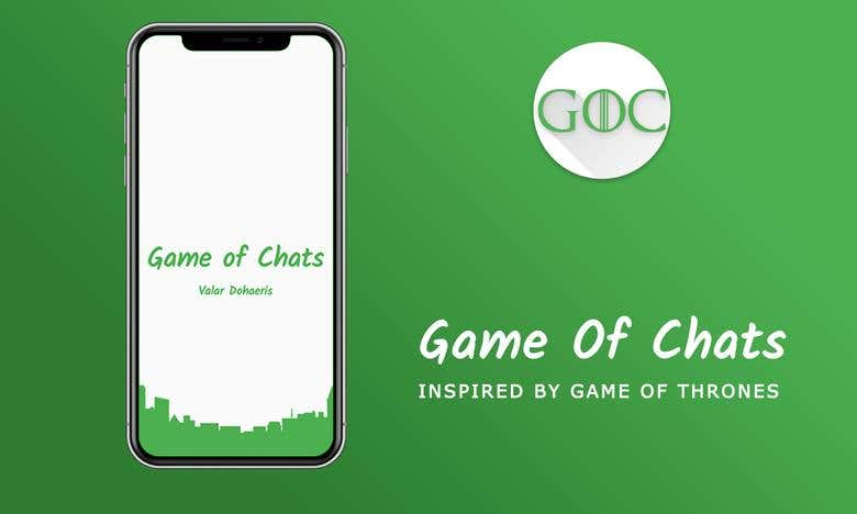 Game Of Chats - A Flutter Chat App | Freelancer
