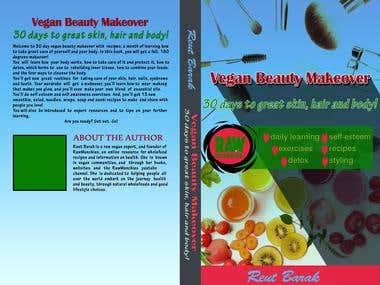 Vegan Kindle Cover Design