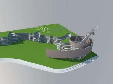 Special 3D model