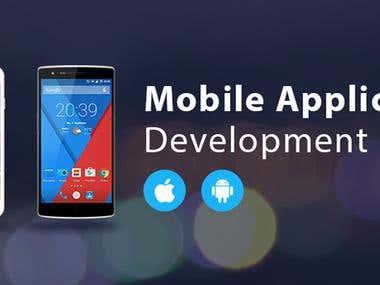 iOS android app development