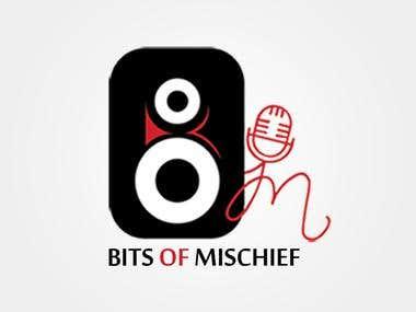 Bits of mischief (logo desing)