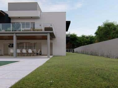 R+C House
