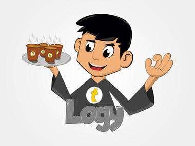 tealogy (logo design)