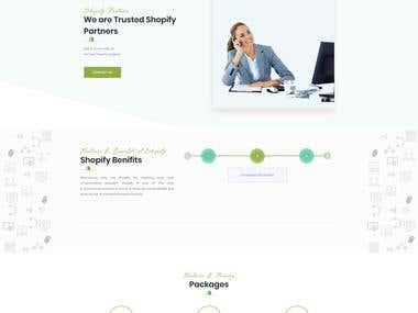 Lemolite Shopify Website
