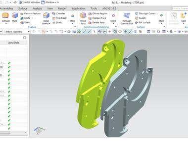 Conversion into .stl File to CAD Model