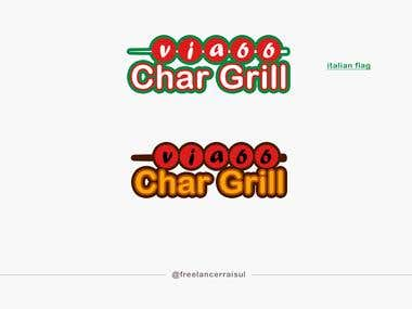 simple restaurant logo