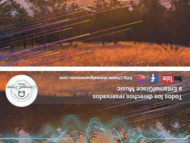 Music CD Cover Design