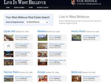 Live in West Bellevue