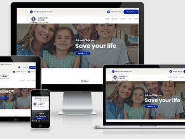Create a website and logo for suboxone-nj.com