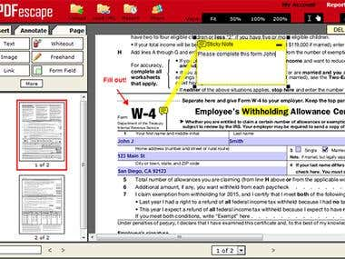 PDF EDITING EXPERT