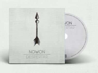Packaging music album design / Nowon /