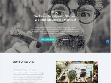 KalaKaari studios (Digital website)