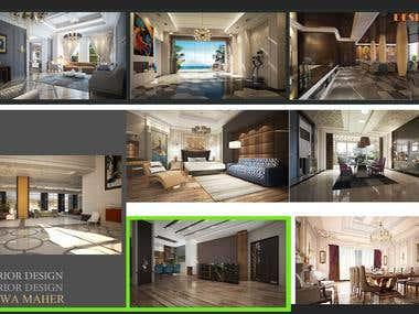 interior and exterior designer