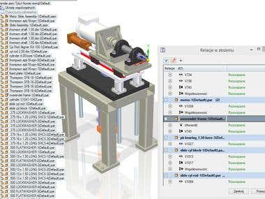 Model Of SolidEdge