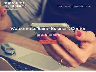 SAINE BUSINESS CENTER 24HOURS