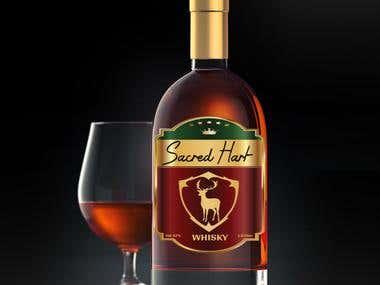 Bottle Lebel